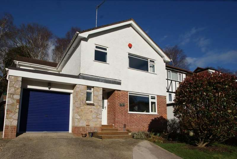 4 Bedrooms Detached House for sale in Oak Tree Drive | Aller Park | Newton Abbot