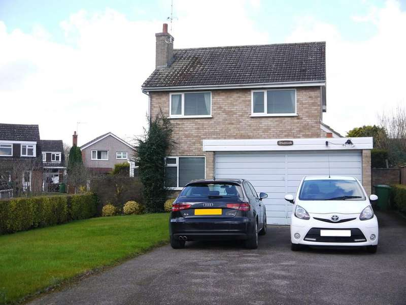 3 Bedrooms Detached House for sale in Evesham Street, Alcester