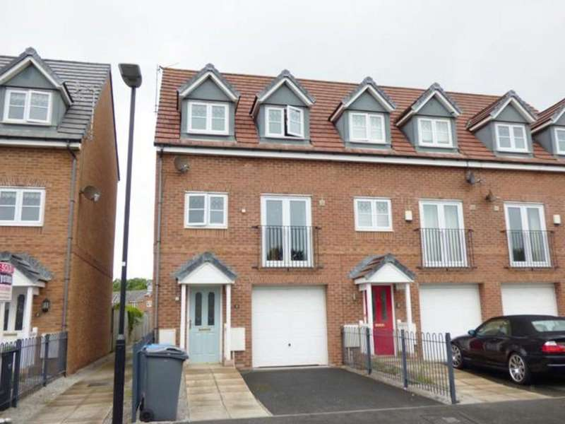 3 Bedrooms Terraced House for sale in Rosebank, Thornton Cleveleys, Lancashire, FY5 3FL