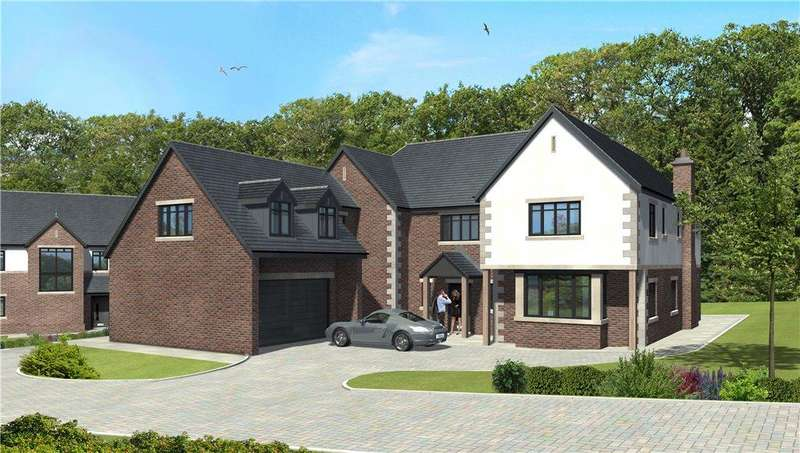 5 Bedrooms Detached House for sale in Plot 1 Bishop's Wood, Woodthorpe Lane, Sandal, Wakefield, West Yorkshire