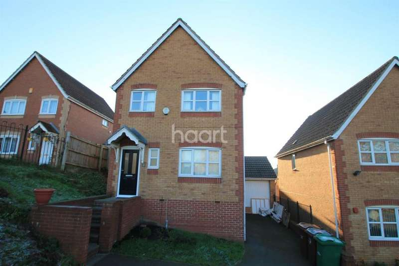 3 Bedrooms Detached House for sale in Plantation Side, Bobbers Mill, Nottingham