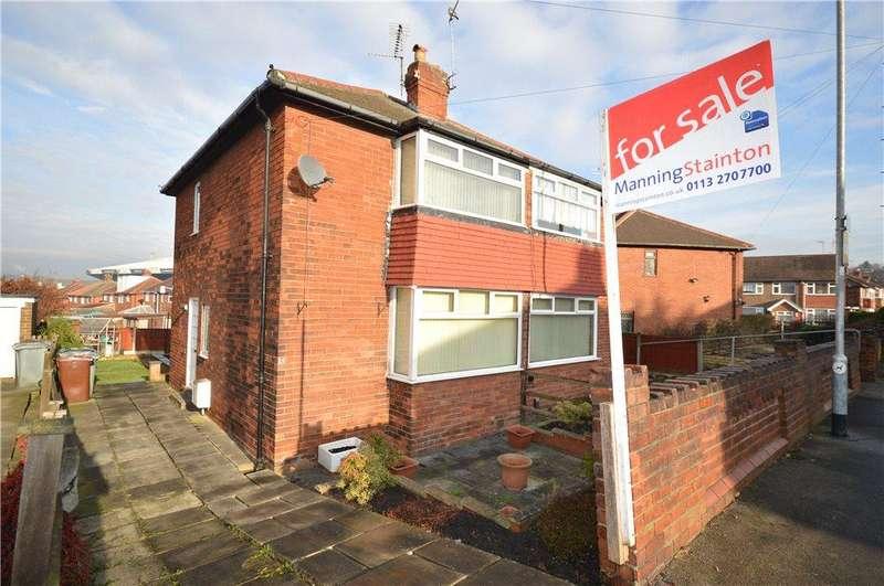 2 Bedrooms Semi Detached House for sale in Cross Heath Grove, Leeds, West Yorkshire