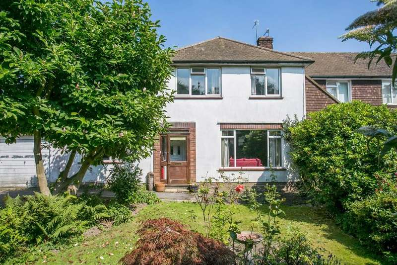 4 Bedrooms Semi Detached House for sale in London Road, Southborough