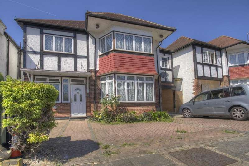 6 Bedrooms Detached House for sale in Corringham Road, Wembley Park