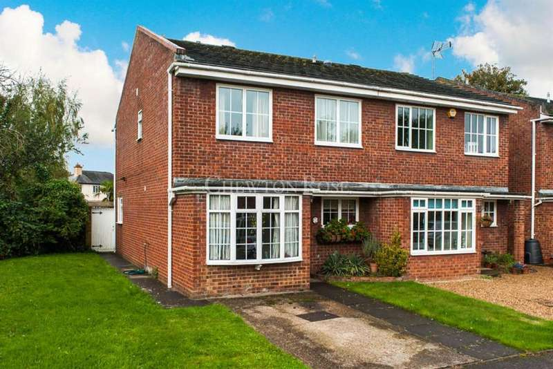 4 Bedrooms Semi Detached House for sale in Cookham, Berkshire
