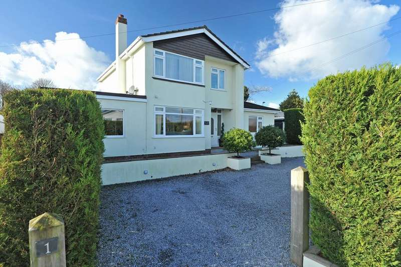 5 Bedrooms Detached House for sale in Drake Avenue, Torquay
