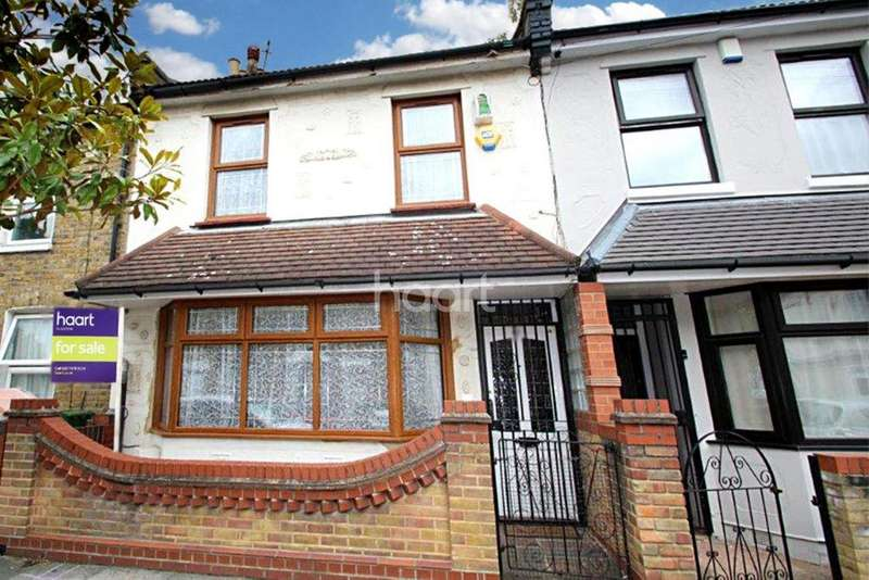 3 Bedrooms Terraced House for sale in Western Road, Upton Park