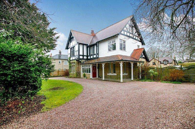 6 Bedrooms Detached House for sale in White Knowle Road, Buxton