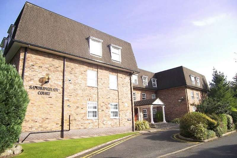 2 Bedrooms Apartment Flat for sale in Sandringham Court, Cavendish Mews, Wilmslow
