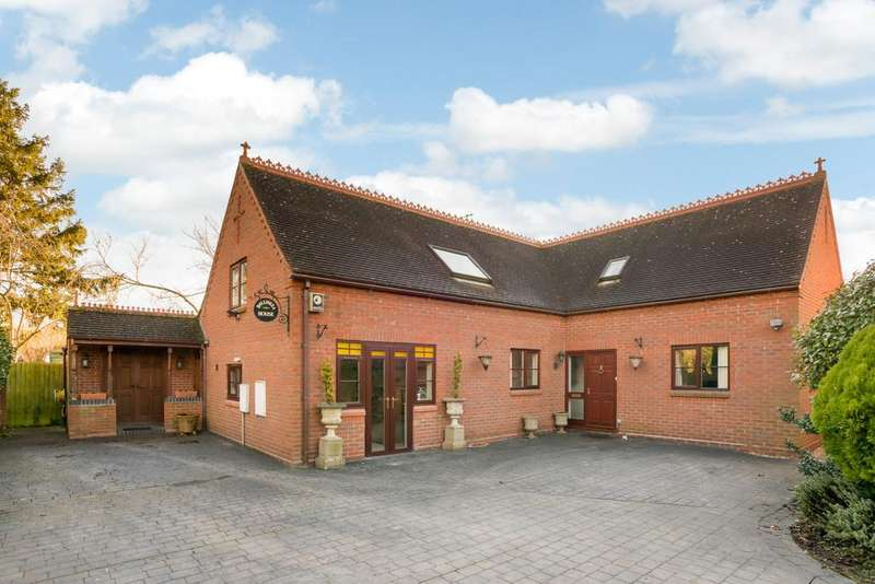 4 Bedrooms Detached House for sale in Victoria Road, Bidford-On-Avon