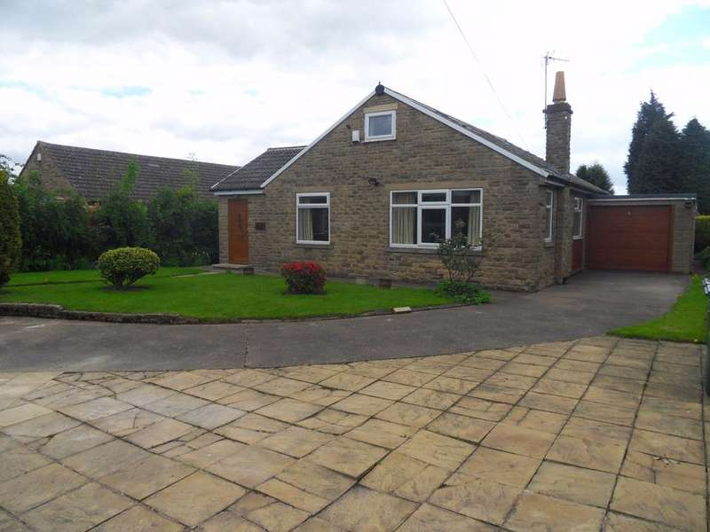 3 Bedrooms Detached Bungalow for sale in Oxford Road, Dewsbury, WF13