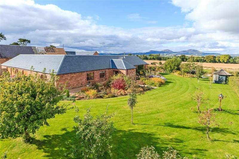 4 Bedrooms House for sale in Melrose, Roxburghshire
