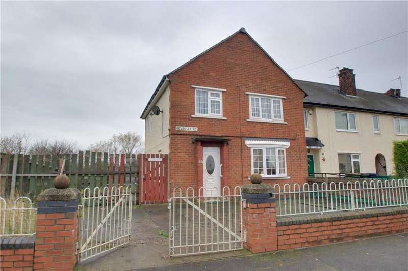 3 Bedrooms Semi Detached House for sale in Bevanlee Road, South Bank