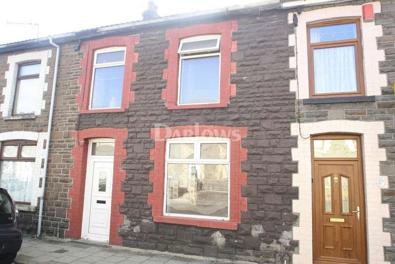 2 Bedrooms Terraced House for sale in Brithweunydd Road, Trealaw