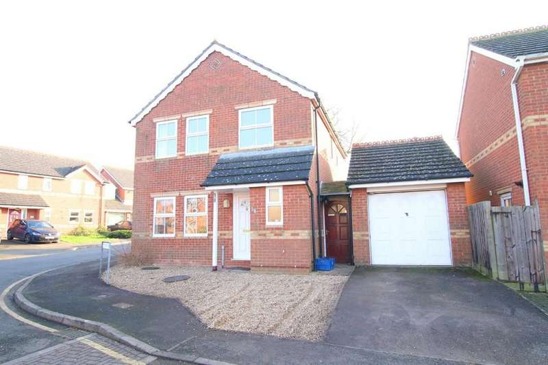 4 Bedrooms Detached House for sale in Larham Way, Chatteris