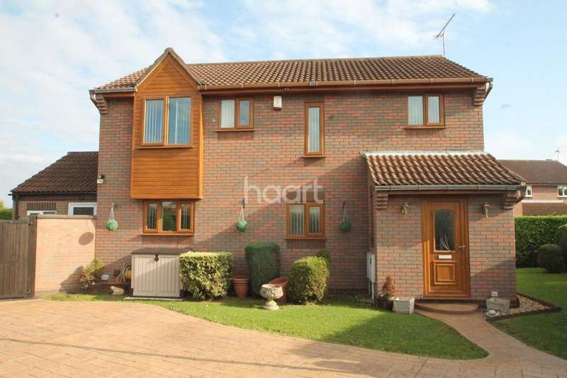 4 Bedrooms Detached House for sale in Lacey Green, Balderton