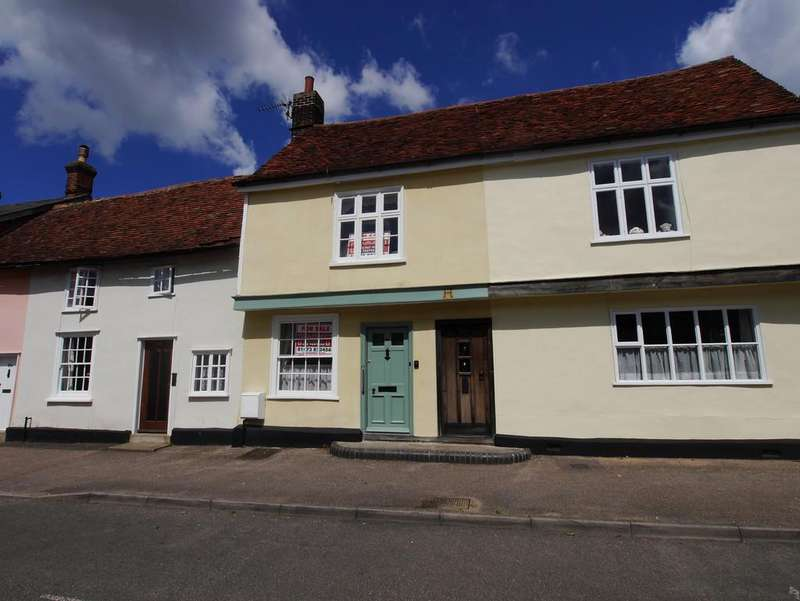 2 Bedrooms Terraced House for sale in Angel Street, Hadleigh, Ipswich, Suffolk, IP7 5EY