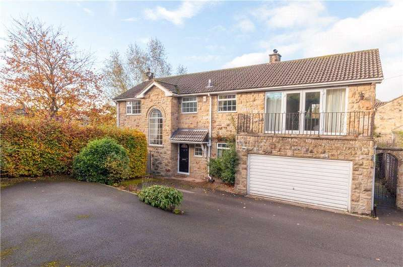 4 Bedrooms Detached House for sale in Paddock House, Farnham Lane, Farnham, Knaresborough