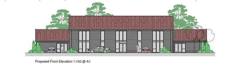 3 Bedrooms Land Commercial for sale in Ashburton Road, Ickburgh