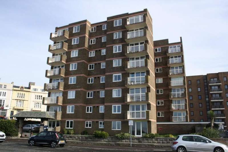 2 Bedrooms Apartment Flat for sale in Knightstone Road, Weston-super-Mare