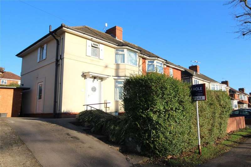 3 Bedrooms Semi Detached House for sale in Portway, Bristol, BS11