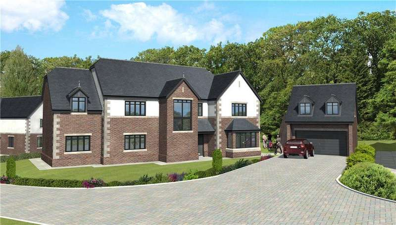 5 Bedrooms Detached House for sale in Plot 2 Bishop's Wood, Woodthorpe Lane, Sandal, Wakefield, West Yorkshire