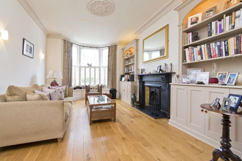 4 Bedrooms House for sale in Melrose Gardens, Brook Green W6
