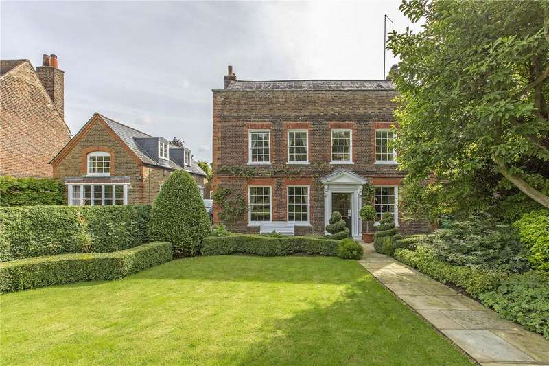 7 Bedrooms Detached House for sale in Sudbrook Lane, Petersham, Richmond, Surrey, TW10