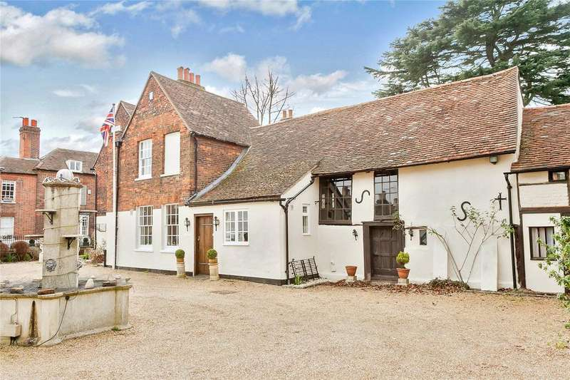 7 Bedrooms Unique Property for sale in High Street, Datchet, Slough, SL3