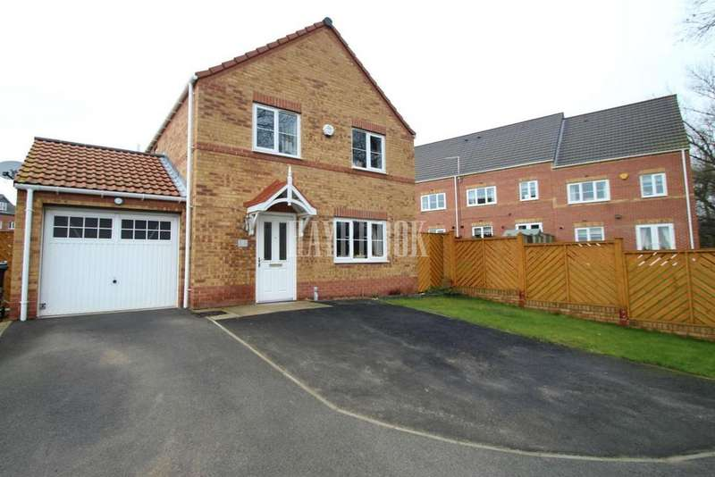 4 Bedrooms Detached House for sale in Bella Avenue, Goldthorpe