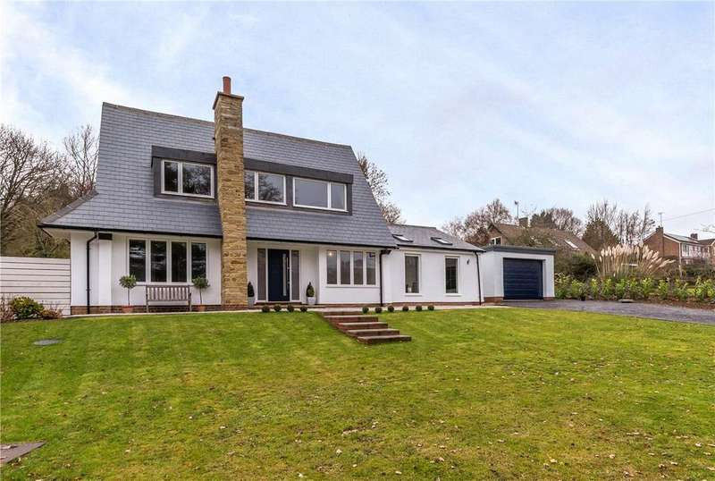 4 Bedrooms Detached House for sale in Reynards Road, Welwyn, Hertfordshire