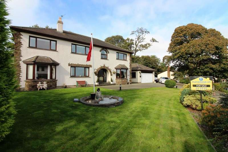 4 Bedrooms House for sale in 19 Farmhill Park, Douglas, IM2 2EE
