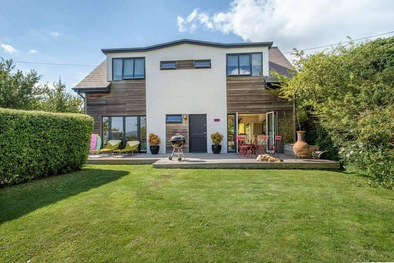 3 Bedrooms Detached House for sale in Cranmore, Yarmouth