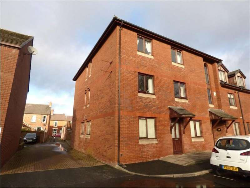 1 Bedroom Flat for sale in East Vale Court, East Dale Street, Carlisle