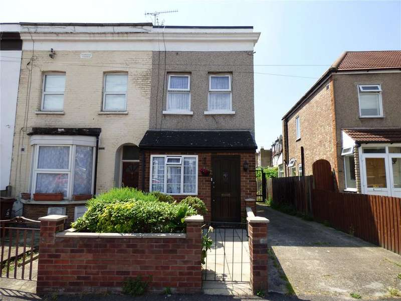 2 Bedrooms End Of Terrace House for sale in Vicarage Road, Leyton, E10