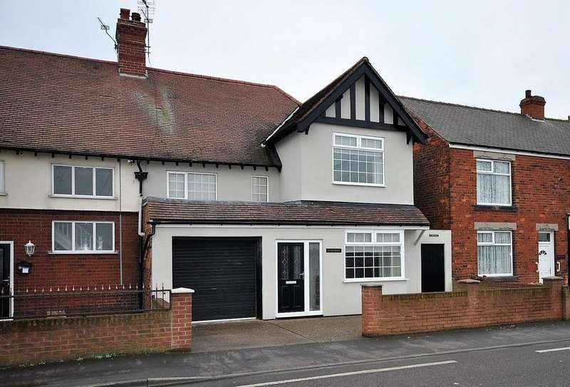 4 Bedrooms Semi Detached House for sale in Marshland Road, Moorends