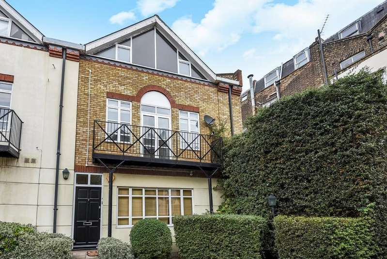 4 Bedrooms Mews House for sale in Brecon Mews, London