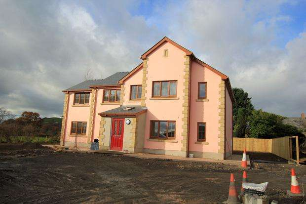 4 Bedrooms Detached House for sale in Alltyferin Road, Pontargothi, Nantgaredig, Carmarthen, Carmarthenshire