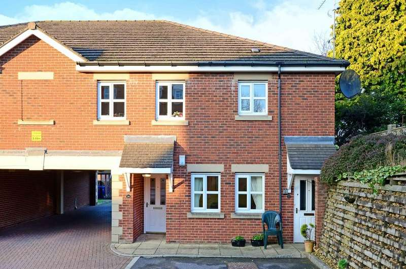 2 Bedrooms Ground Flat for sale in St Francis Close, Sandygate
