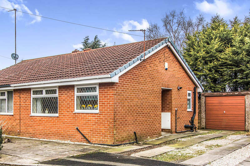 1 Bedroom Semi Detached Bungalow for sale in The Sheddings, Great Lever, Bolton, BL3