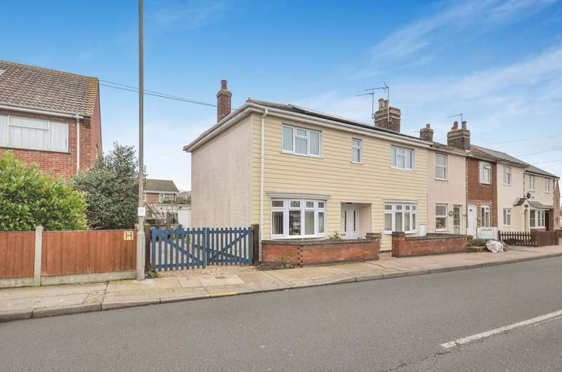 3 Bedrooms End Of Terrace House for sale in Bromley Road, Colchester