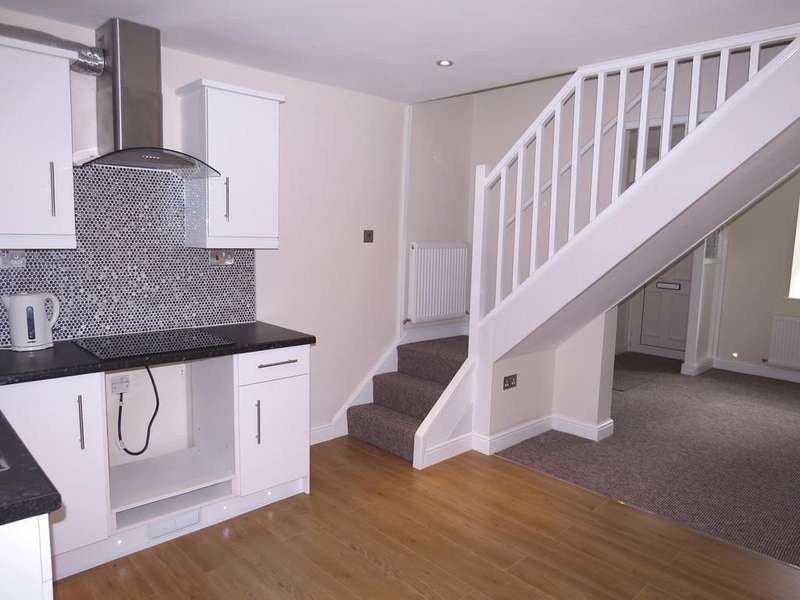 2 Bedrooms Terraced House for sale in Duke Street, Cleator Moor, Cumbria