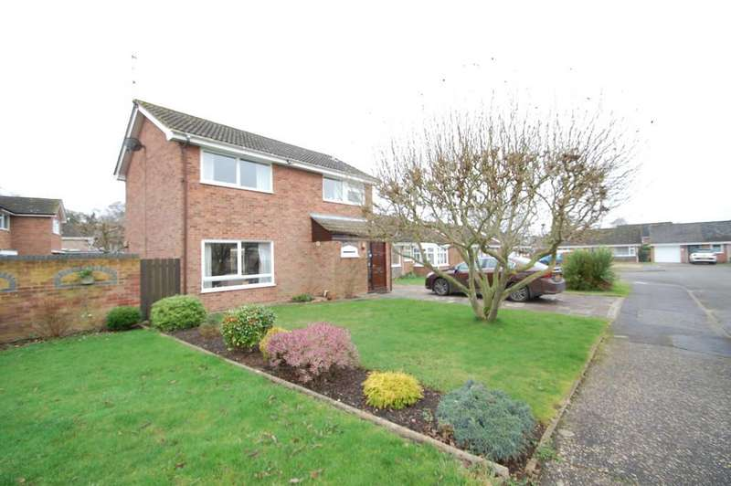 3 Bedrooms Detached House for sale in Kings Road, Coltishall