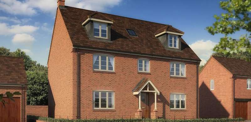 5 Bedrooms Detached House for sale in High Street, Abbots Bromley