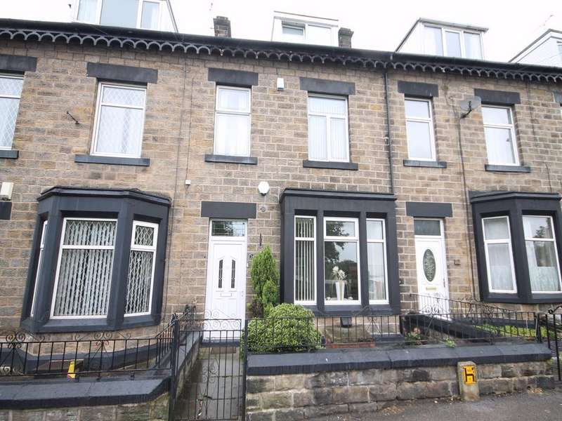 4 Bedrooms Terraced House for sale in Grove Street, Oakwell, Barnsley, S71