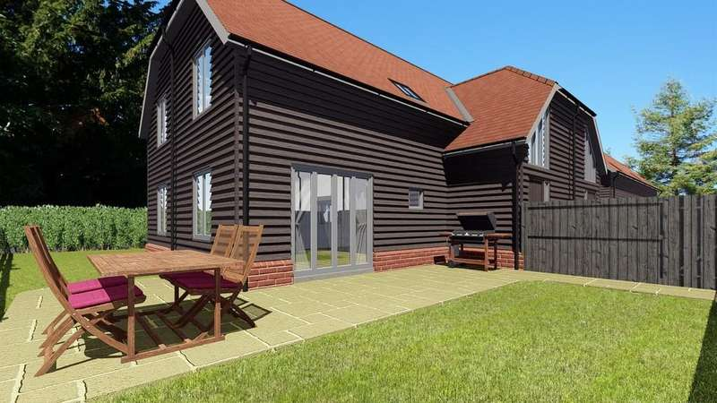3 Bedrooms Semi Detached House for sale in Bishopstrow Road, Warminster