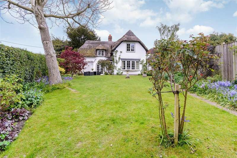 3 Bedrooms Detached House for sale in Little London, Andover, Hampshire