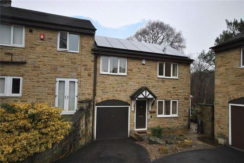 3 Bedrooms Terraced House for sale in East Causeway Crescent, Adel, Leeds