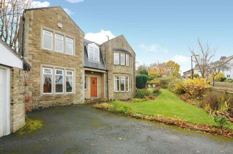 5 Bedrooms Detached House for sale in 'TOLCARNE', GLENVIEW DRIVE, SHIPLEY, BD18 4AS
