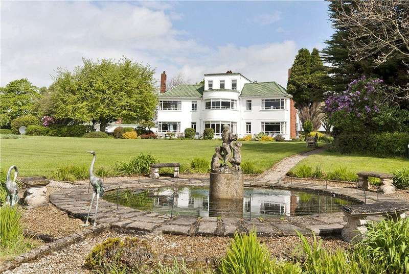5 Bedrooms Detached House for sale in Sneck Gate Lane, Newby, Stokesley, North Yorkshire